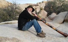 John McManamy didgeridoo